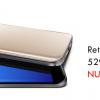 Samsung Galaxy S7 Edge – 32GB, Schwarz, Silber oder Gold | 529 Euro